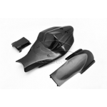 Carbonin Carbon Fibre Parts