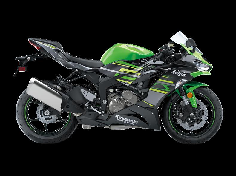 Kawasaki ZX6R 2019>