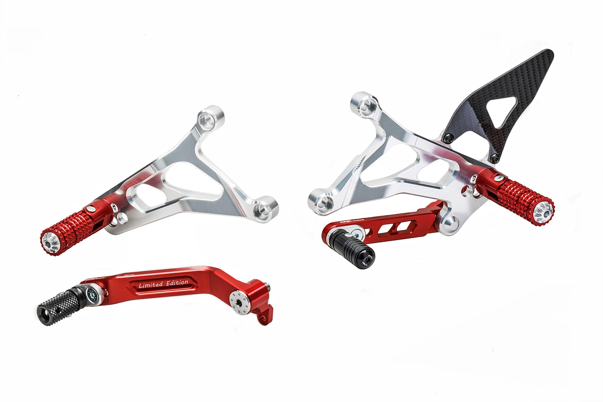 Rearsets / Footrest Kits