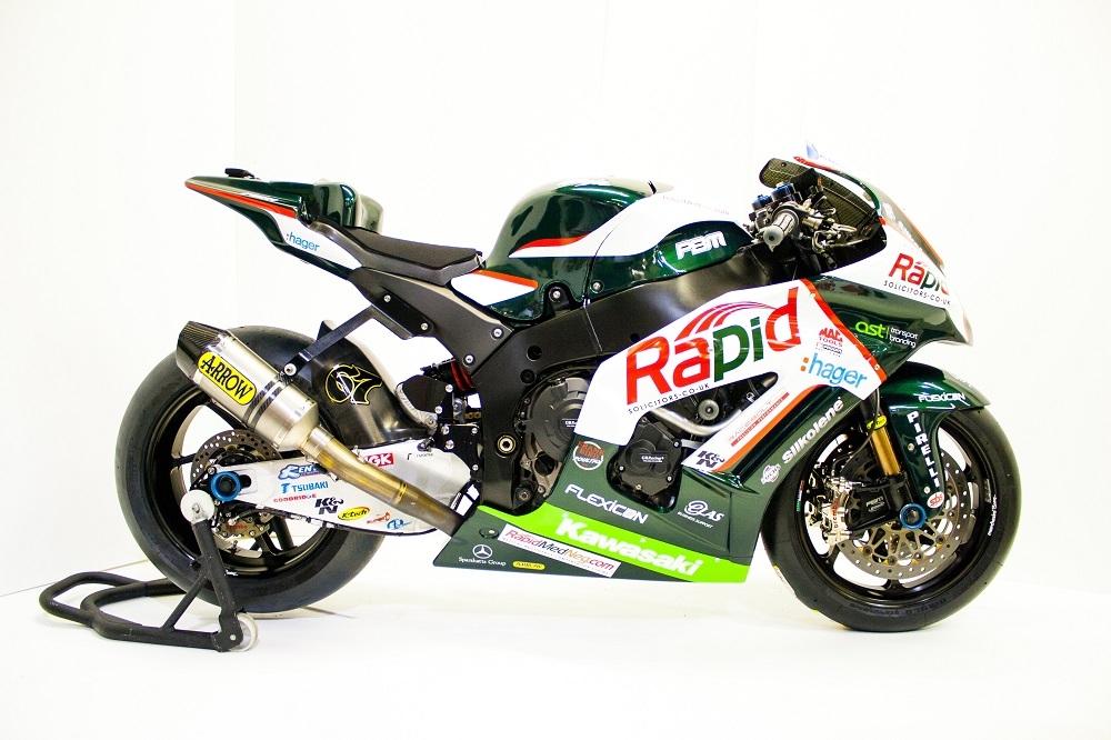Kawasaki ZX10R 2011 - 2015