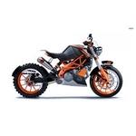 KTM Duke 125 / 390