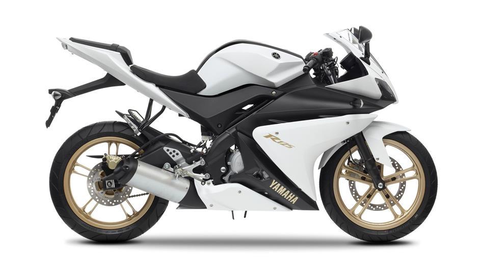 Yamaha YZF R 125
